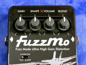 EBS FuzzMo – controls