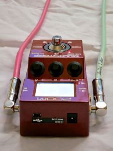 Zoom MS-60B – front view