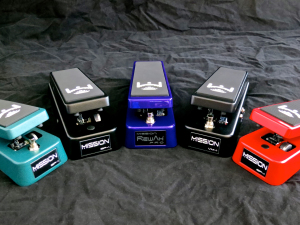 Mission Engineering – all pedals