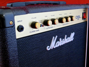 Marshall DSL5C – close-up 1
