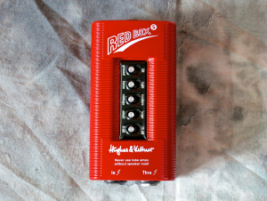 Hughes & Kettner Red Box 5 – full