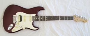 Fender Am Std Stratocaster HSS Shawbucker – full front BIG
