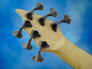 Juha Savisalo 6-String double bass – tuners